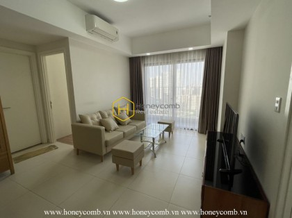 A warm and rustic apartment brings a sense of peace in your heart at Masteri Thao Dien