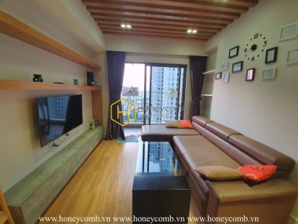 An idyllic apartment that brings you a tranquil atmosphere in Masteri Thao Dien