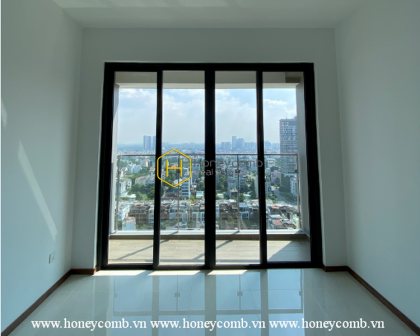 Unfurnished apartment for rent in One Verandah : An oasis in the heart of Saigon