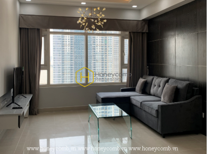 We are sure that you will love this Saigon Pearl apartment