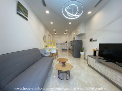 A superior Vinhomes Golden River apartment with a modern Vietnam style