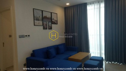 Discover this ritzy apartment for rent in Vinhomes Golden River