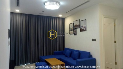 A conveniently-located apartment in Vinhomes Golden River with a perfect design