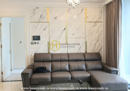 A contemporary apartment in Vinhomes Golden River that you crave for