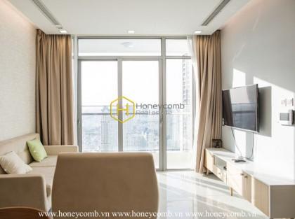 Vinhomes Central Park apartment - the distinction creates great moments