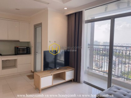 Vinhomes Central Park apartment: prestigious location with high-end amenities