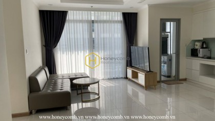 A simplified lifestyle with this stunning apartment in Vinhomes Central Park