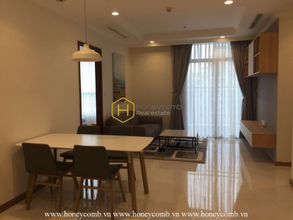 An ideal apartment in Vinhomes Central Park for those who love daydreams