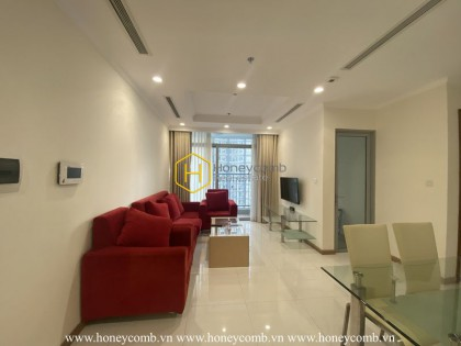 This luxurious Vinhomes Central Park apartment ensures a perfect life for your family