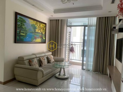 Vinhomes Central Park apartment- a great combination of modernity and classic