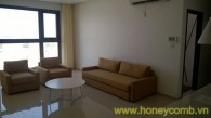 Corner 2 beds apartment with river view in Pearl Plaza