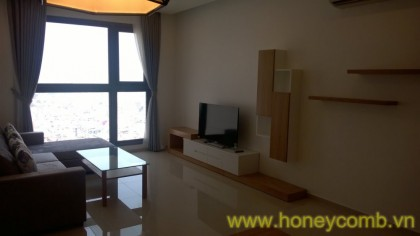 Great decor, simple furnished 2 beds apartment in Pearl Plaza