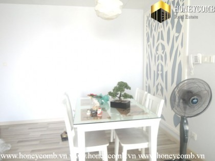 Wonderful three bedrooms covered by glass in Tropic Garden for rent.