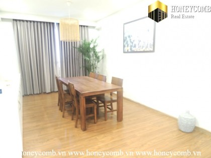 Three wonderful bedrooms with amazing living room in Tropic Garden for rent.