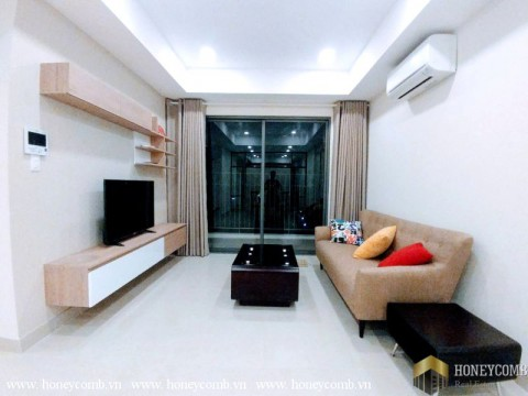 Great! Three bedroom apartment for rent in Masteri
