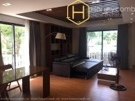 Duplex apartment with modern style in Masteri for rent