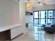 Luxury design 2 beds apartment in The Ascent for rent