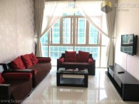 Good price 2 bedrooms apartment in The Vista for rent