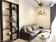 One bedroom fully furnished apartment right in Vinhome Central Park