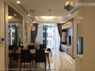 2 bedrooms for rent at nice furniture in Vinhome Central Park