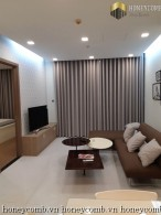 Fully furnished apartments in Vinhome Central Park for rent