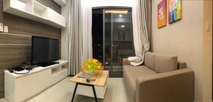 Pleasing apartment with 2 spacious bedrooms in Masteri Thao Dien
