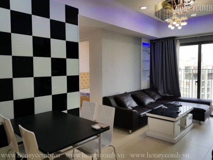 2 beds apartment with city view in Masteri Thao Dien