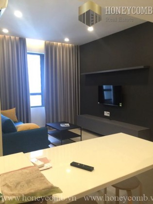 1-bedroom apartment in Masteri Thao Dien for rent