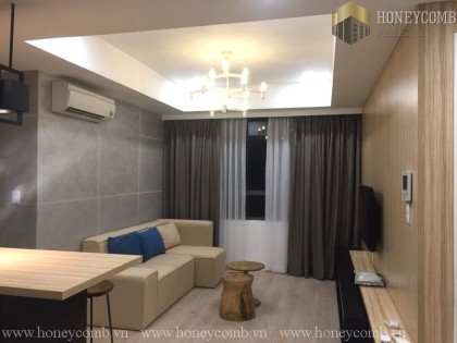 Leased 1 bedroom classic luxury in Masteri Thao Dien