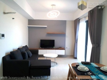 Masteri Thao Dien 2 bedrooms apartment with river view and swimming pool