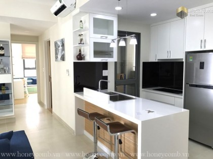 Fully furnished apartments 2 bedrooms apartment in Masteri Thao Dien