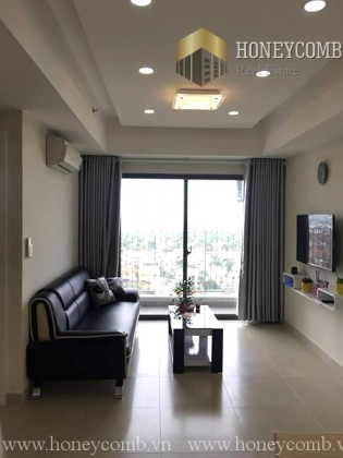 2 bedrooms very modern furniture in Masteri Thao Dien