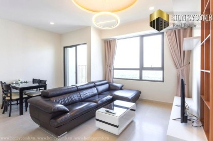 Wonderful 2 bedrooms apartment in Masteri Thao Dien