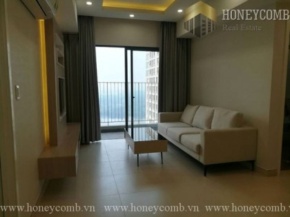 Graceful 2 bedrooms apartment with full feature in Masteri Thao Dien