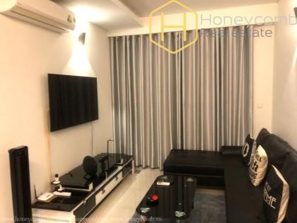 Cho thuê căn hộ 2 phòng ngủ giá tốt, đầy đủ nội thất tại Thảo Điền Pearl
