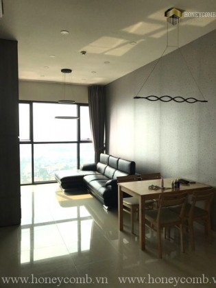 Modern style 2 bedrooms apartment in The Ascent for rent