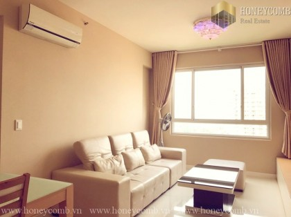 Good price 2-beds apartment in Tropic Garden for rent