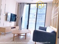 Wonderful 2 bedrooms apartment with nice view in Vinhomes Golden River