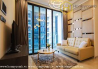 Luxury design 2 bedrooms apartment with nice view in Vinhomes Golden River