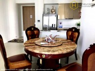 The Estella Heights 3 beds apartment with brand new for rent