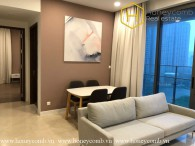 Luxuxy design 2 bedroom apartment in The Nassim Thao Dien