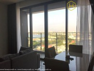 Good price 2 bedroom apartment with nice view in The Nassim Thao Dien