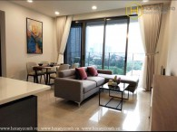 Adorable fully featured 2 bedroom in The Nassim Thao Dien