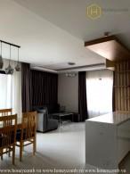 Phong cách hiện đại với căn hộ 3 phòng ngủ tại New City thu Thiem