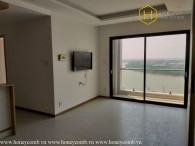 3-bedroom apartment with river view in New City Thu Thiem for rent