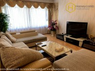 Modern Amenities with 3 bedrooms apartment in Sai Gon Pearl for rent