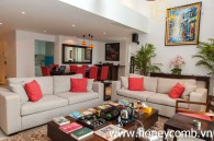 Great penthouse for rent with nice furnished in The Estella