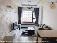 Sophisticated Style with 1 bedroom apartment in New City Thu Thiem