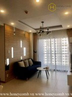 Comfortable 3-bedroom apartment with modern furniture in New City