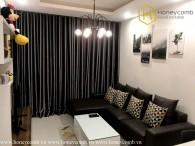 Phong cách đặc biệt với căn hộ 2 phòng ngủ tại Thành phố Mới Thủ Thiêm